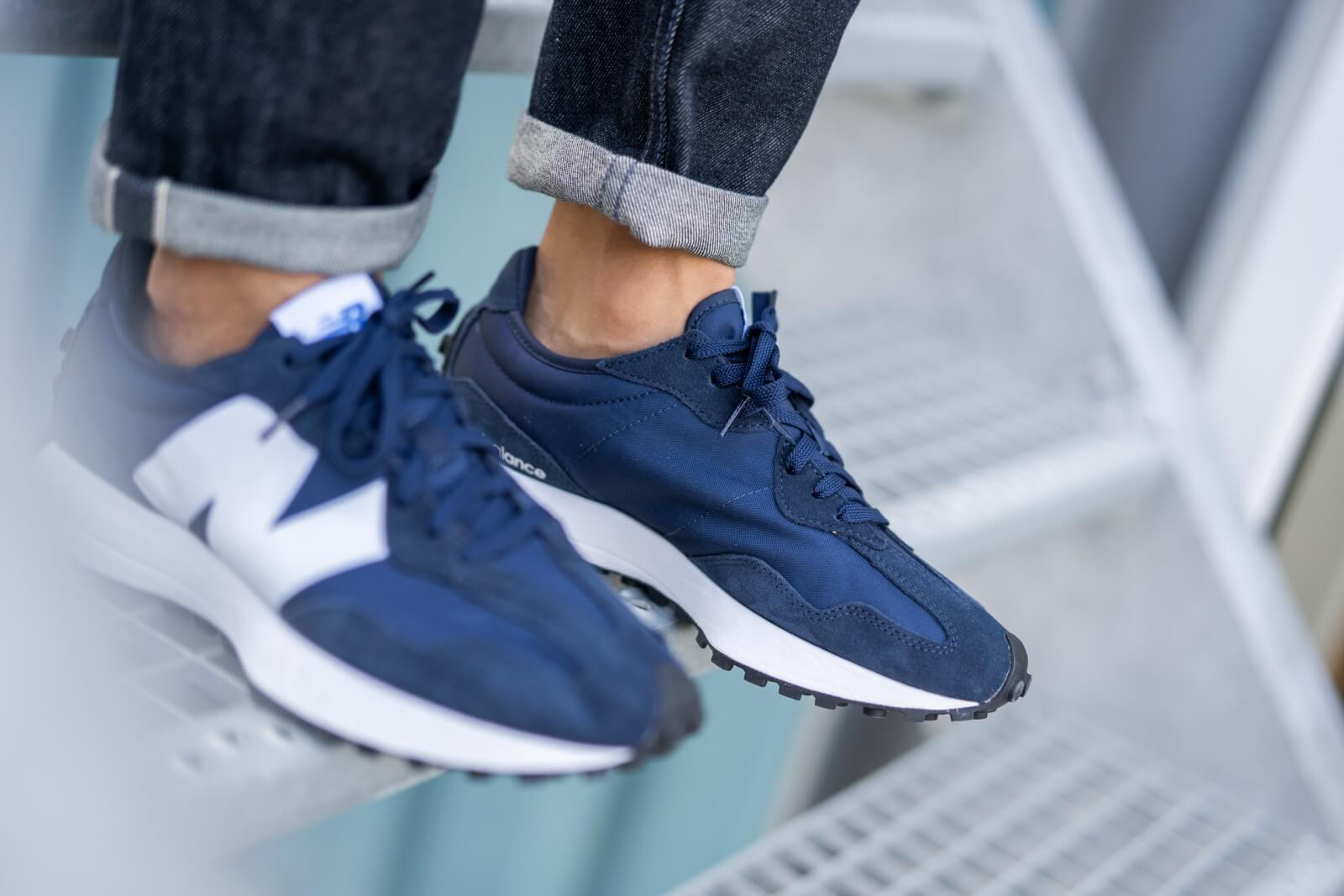 New Balance MS327CPD-Preorder Item-Navy Selected Shop