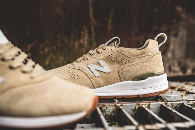 New Balance M997DRA2 Made in USA-Preorder Item-Navy Selected Shop