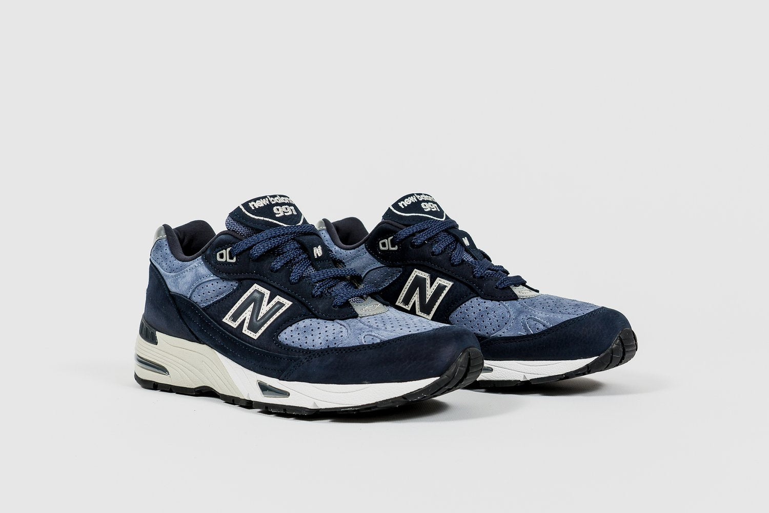 New Balance M991NVB Made in England-Preorder Item-Navy Selected Shop