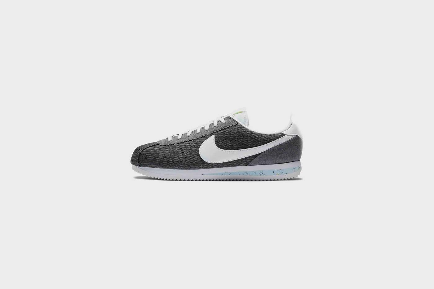 Nike Cortez Basic Premium - Iron Grey/White/Barely Volt #CQ6663-001-Preorder Item-Navy Selected Shop