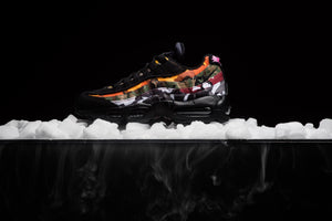 Nike Air Max 95 ERDL Party - Black/Multi Color #AR4473-001-Preorder Item-Navy Selected Shop