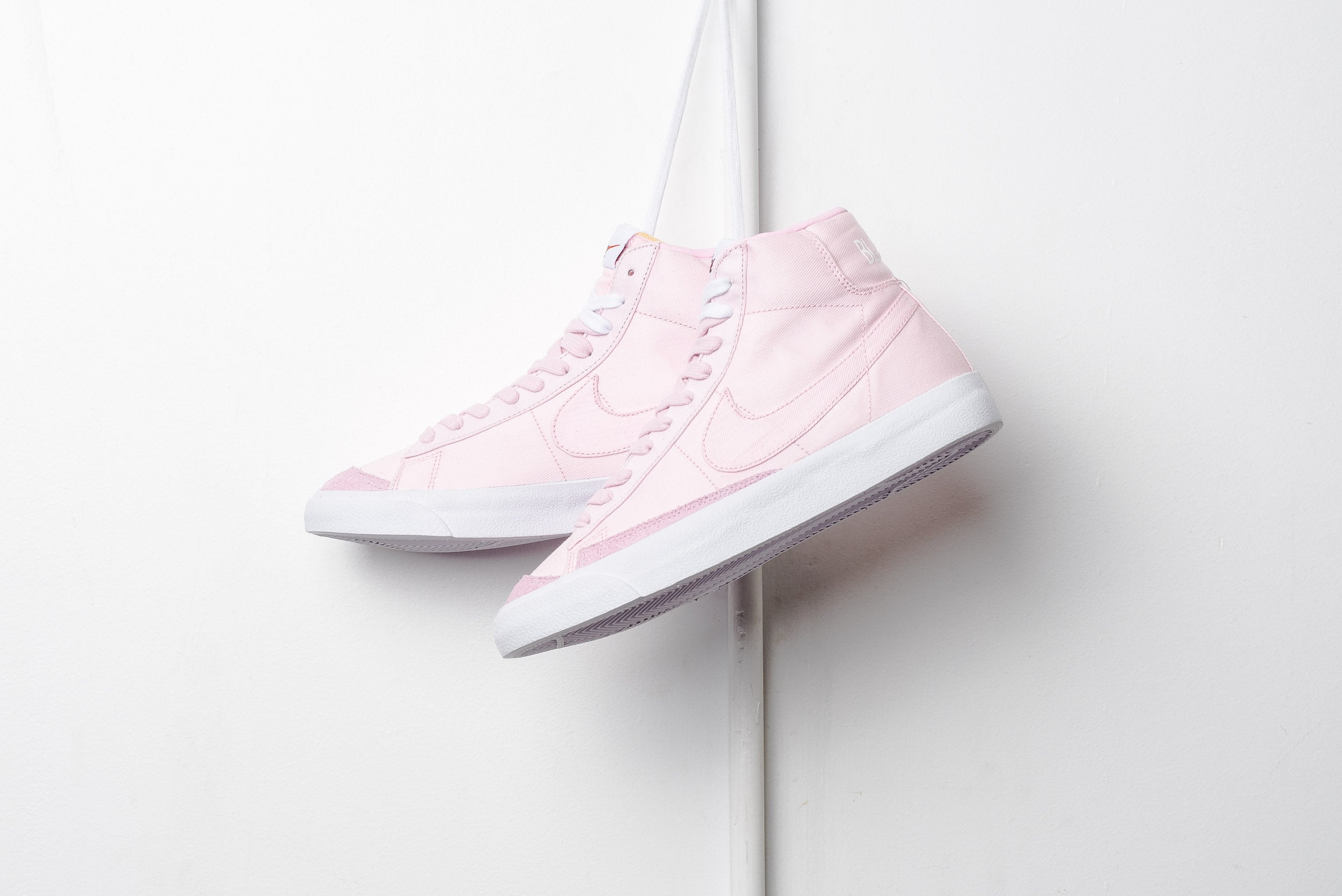 Nike Blazer Mid '77 VNTG WE - Pink Foam/White #CD8238-600-Preorder Item-Navy Selected Shop
