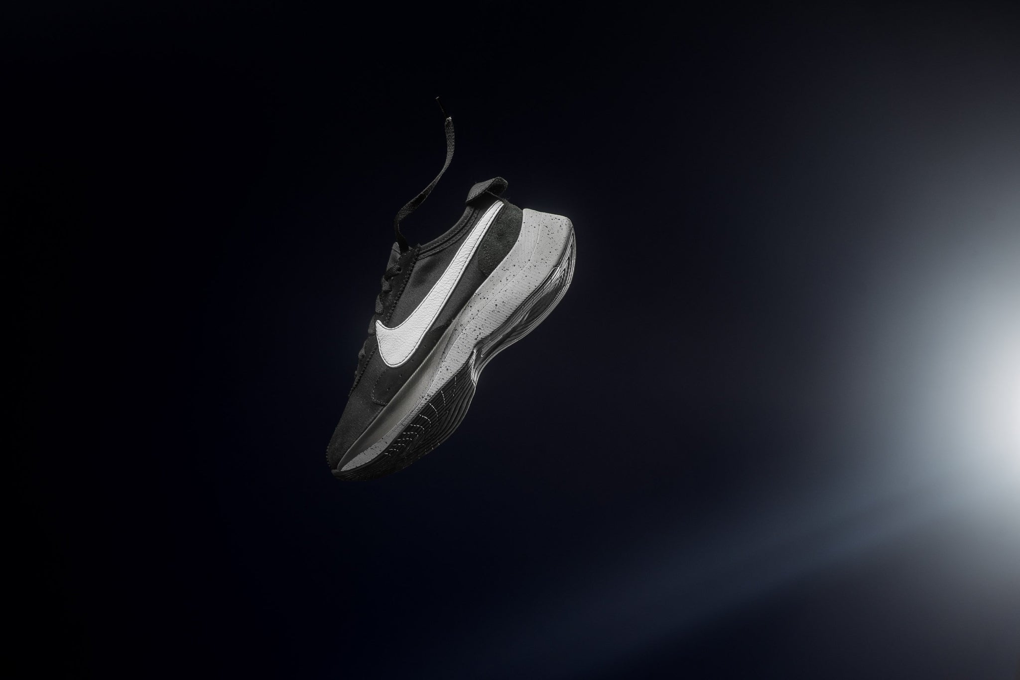 Nike Moon Racer - Black/White/Wolf Grey #AQ4121-001-Preorder Item-Navy Selected Shop