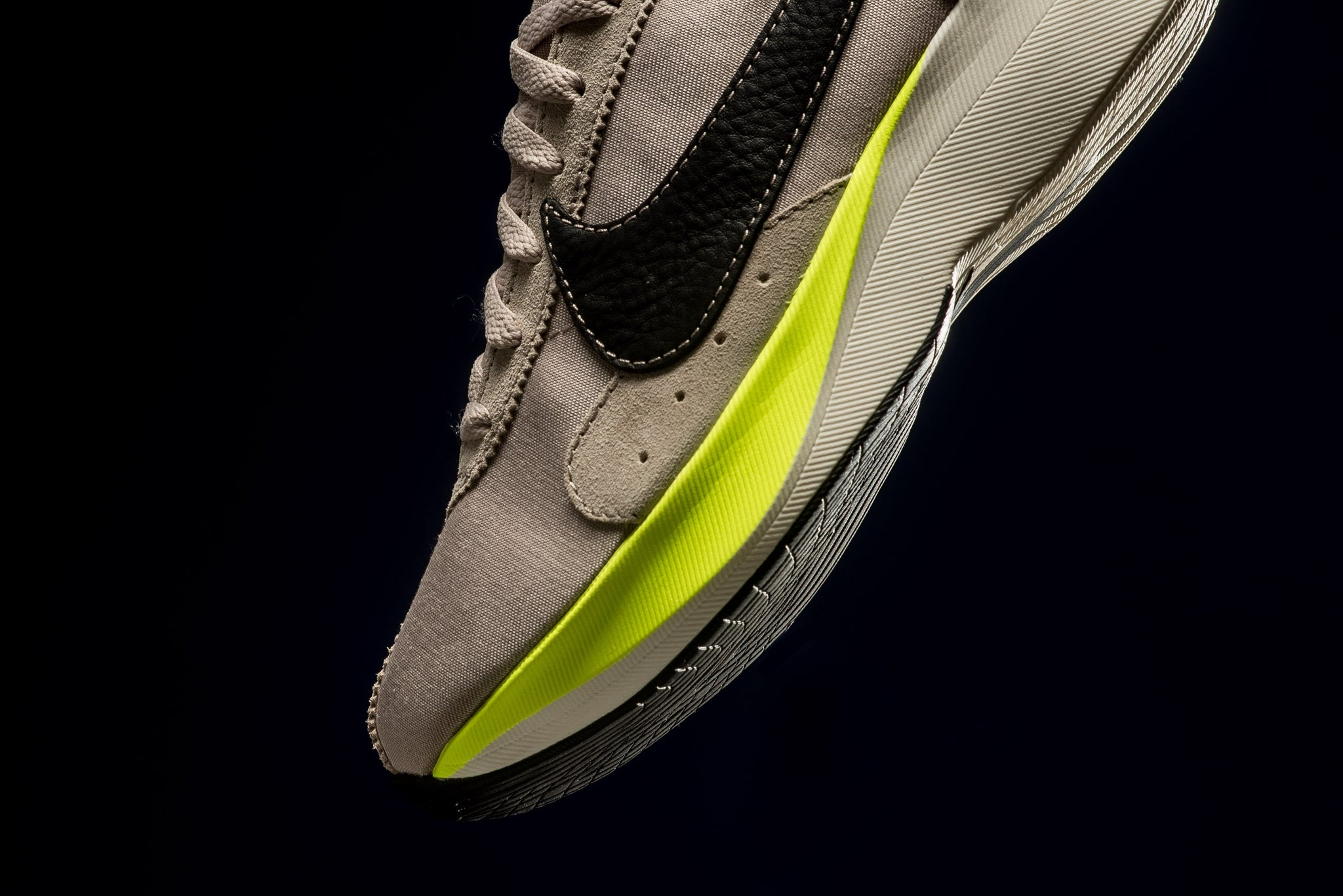 Nike Moon Racer - String/Black/Sail/Volt #AQ4121-200-Preorder Item-Navy Selected Shop