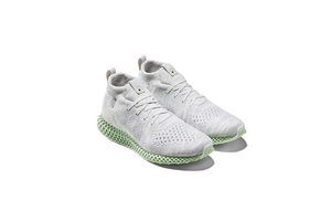 Adidas Consortium 4D Mid Runner - White/Off White #EE4116-Preorder Item-Navy Selected Shop