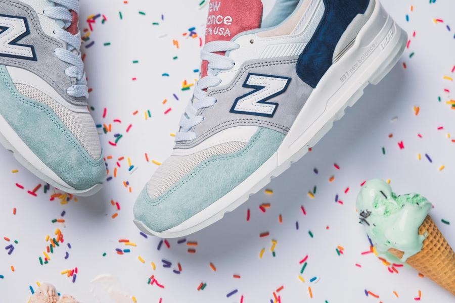 New Balance M997SOA Made in USA-Preorder Item-Navy Selected Shop