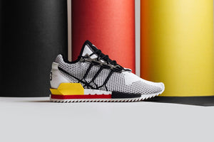 Y-3 Harigane - White/Black/Lush Red #BC0902-Preorder Item-Navy Selected Shop