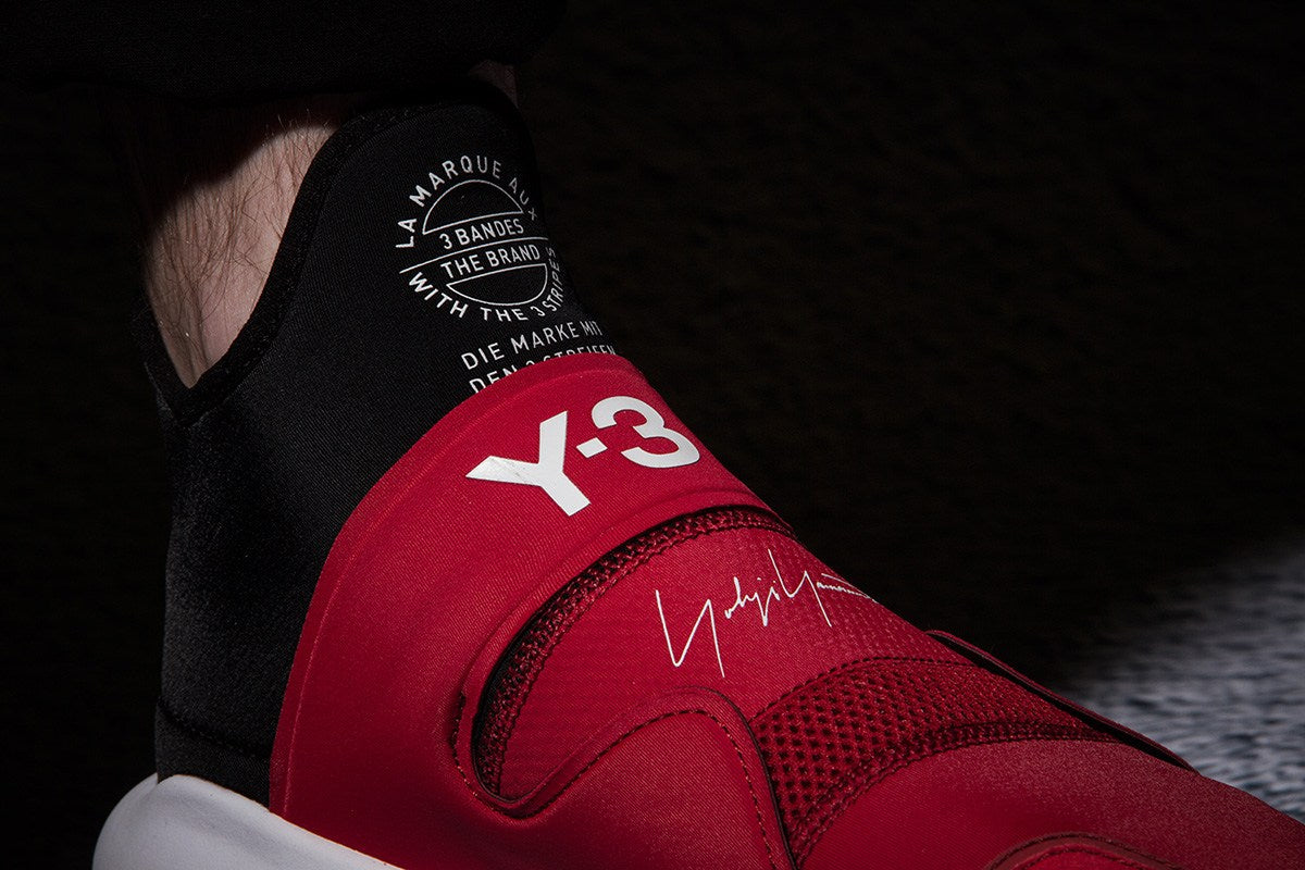 adidas Y-3 Suberou - Chili Pepper/Core White/Core Black #AC7198-Preorder Item-Navy Selected Shop