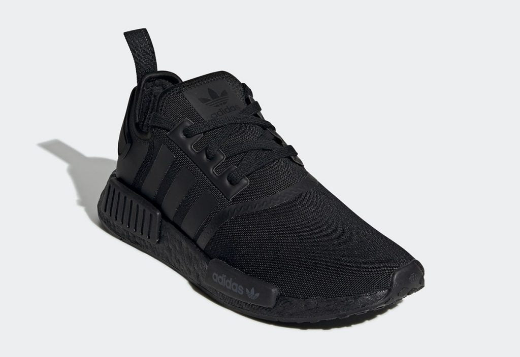 adidas NMD_R1 - Core Black #FV9015-Preorder Item-Navy Selected Shop