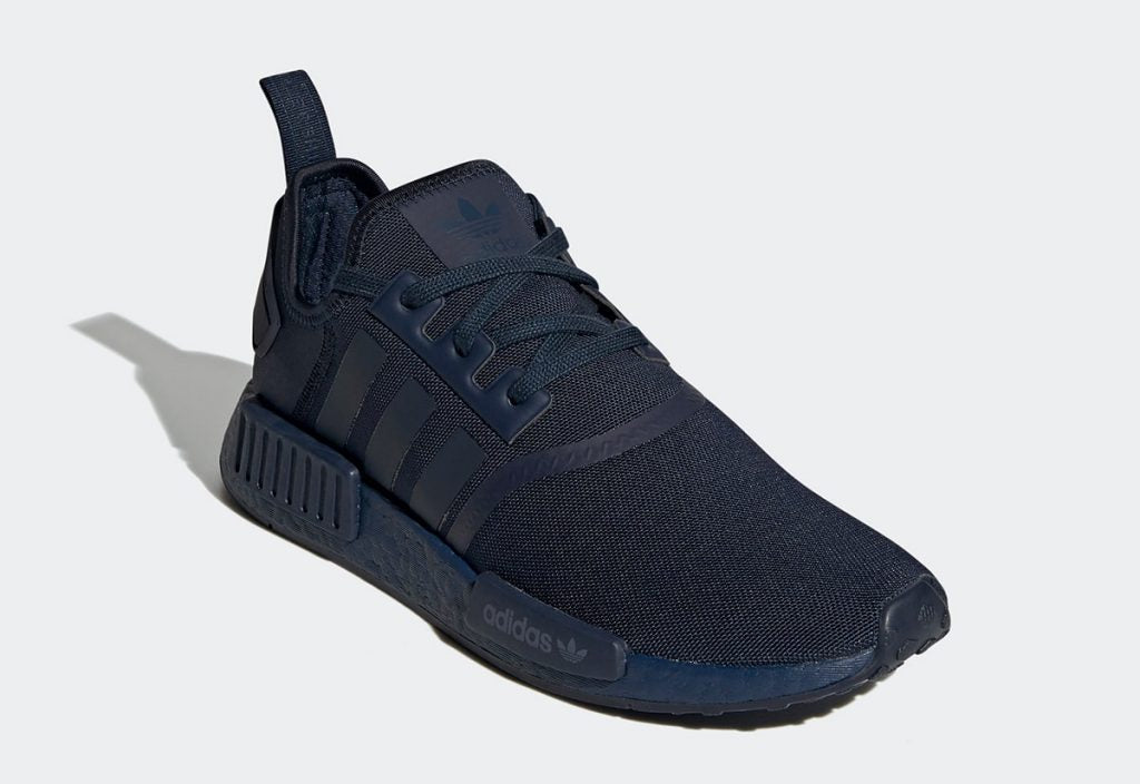 adidas NMD_R1 - Collegiate Navy #FV9018-Preorder Item-Navy Selected Shop