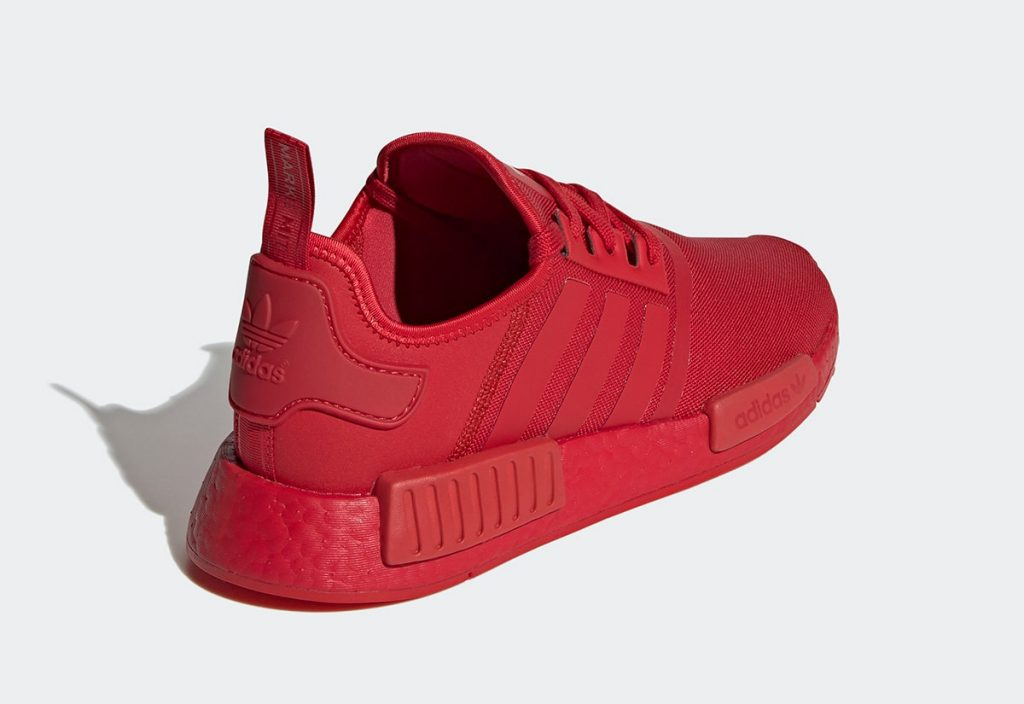 adidas NMD_R1 - Scarlet #FV9017-Preorder Item-Navy Selected Shop