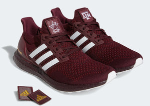 "adidas Ultra Boost 1.0 NCAA Pack ""Texas A&M"" - Team Maroon/Cloud White/Team College Burgundy #FY5810-Preorder Item-Navy Selected Shop"