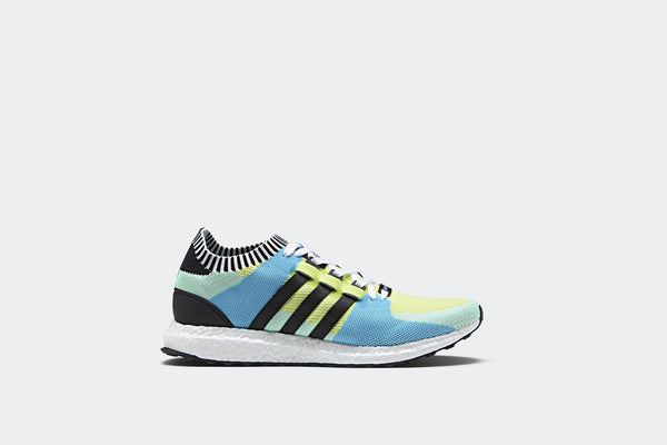 adidas Equipment Support Ultra Primeknit - Semi Frozen Yellow/Core Black/Frozen #BB1244-Preorder Item-Navy Selected Shop