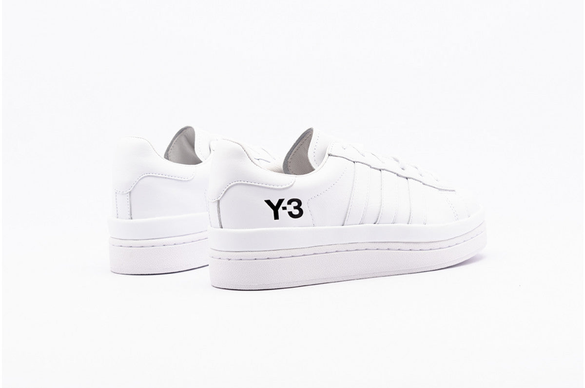 adidas Y-3 Hicho - Core White/Core White/Black #FX1751-Preorder Item-Navy Selected Shop