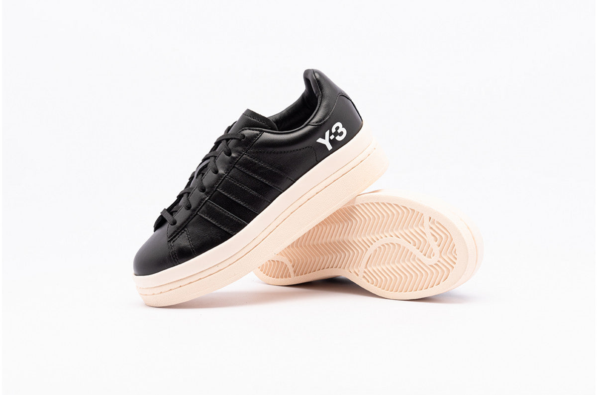 adidas Y-3 Hicho - Black/Black/Core White #FX1752-Preorder Item-Navy Selected Shop