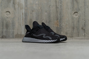 adidas Deerupt S - Core Black/Footwear White #BD7879-Preorder Item-Navy Selected Shop