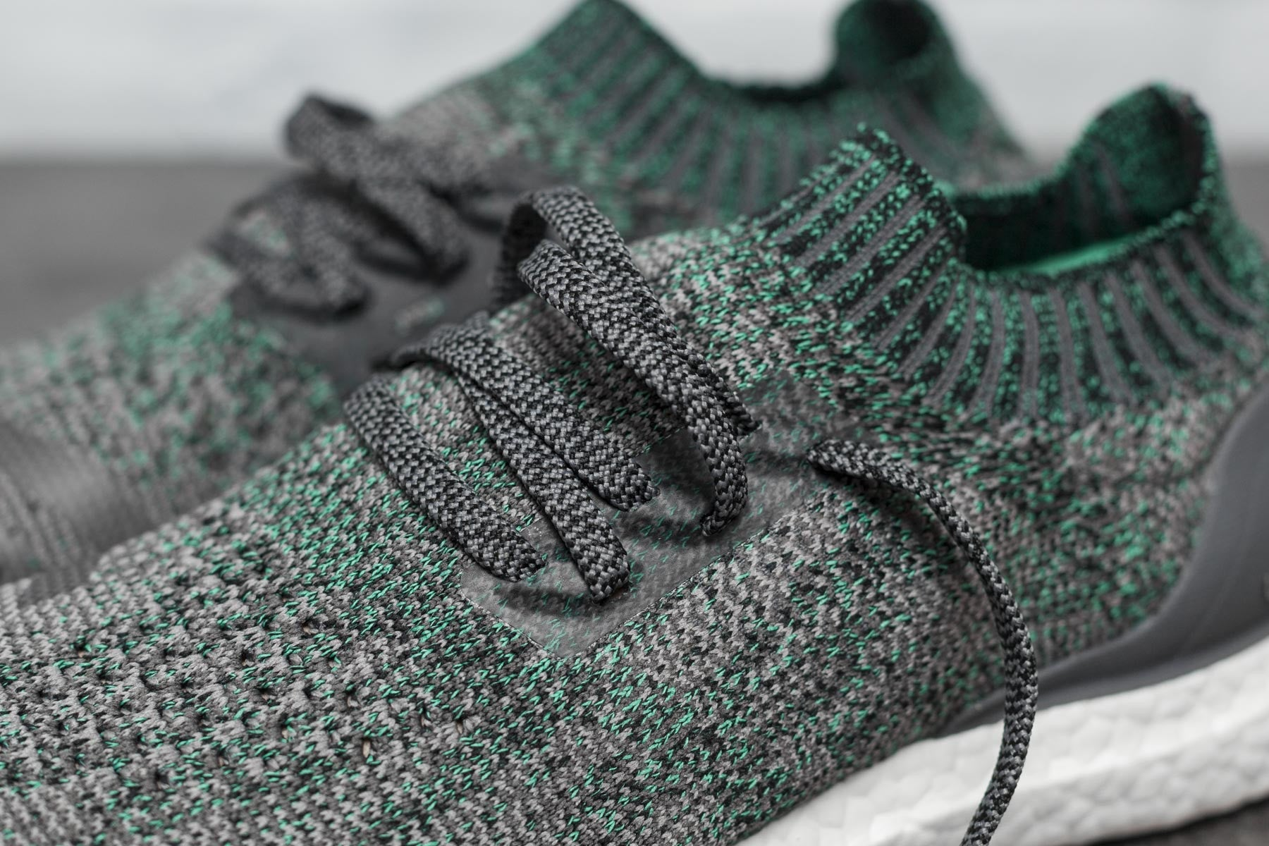 adidas Ultra Boost Uncaged - Grey Two/Grey Five/HI-RES Green #DA9165-Preorder Item-Navy Selected Shop
