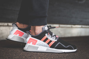 adidas EQT Cushion ADV - Core Black/Turbo/Footwear White #AH2231-Preorder Item-Navy Selected Shop