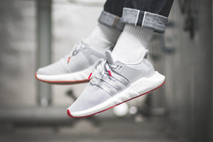 "adidas EQT Support 93/17 ""Red Carpet Pack"" - Matte Silver/Footwear White #CQ2393-Preorder Item-Navy Selected Shop"