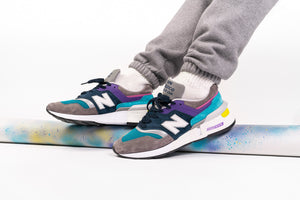 New Balance M997SMG Made in USA-Preorder Item-Navy Selected Shop