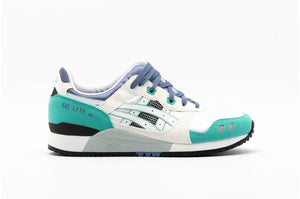 Asics Gel Lyte III OG - White/Blue #1191A266-103-Preorder Item-Navy Selected Shop