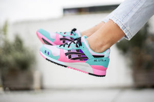 Asics Gel Lyte III OG - Lilac Tech/Dragon Fruit #1201A051-500-Preorder Item-Navy Selected Shop