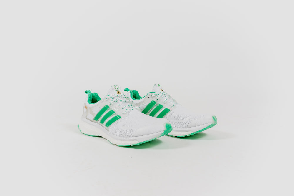 "Concepts X adidas Energy Boost ""Shiatsu"" - Footwear White/Blaeme/Power Teal #BC0236-Preorder Item-Navy Selected Shop"