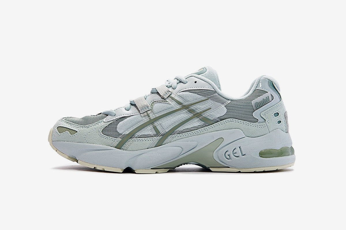 GmbH x Asics Gel Kayano 5 OG - Lichen Rock #1021A197-300-Preorder Item-Navy Selected Shop