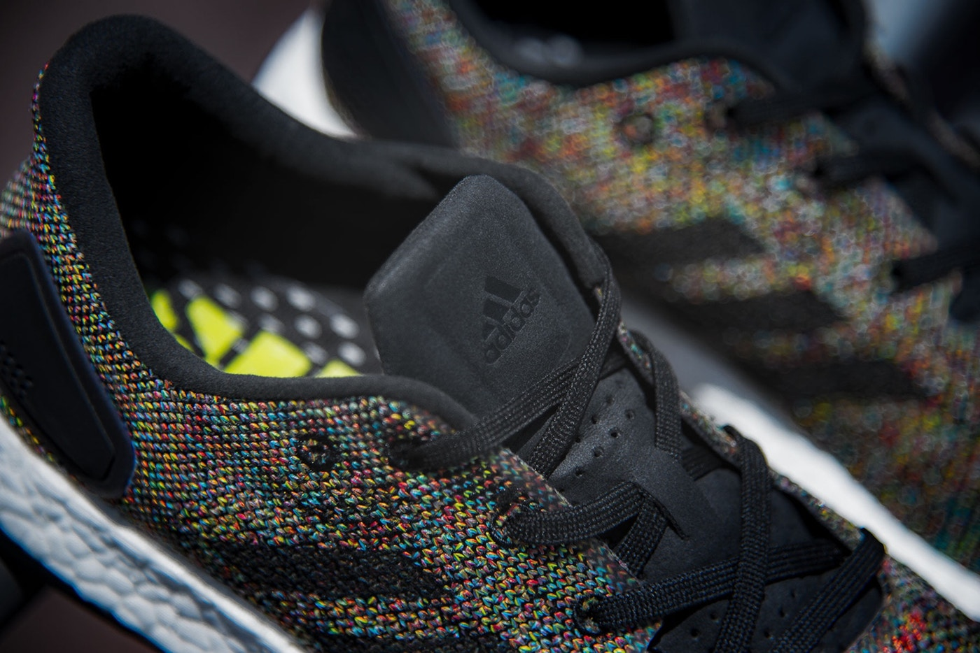 adidas Pure Boost DPR Ltd - Core Black/Multi #CG2993-Preorder Item-Navy Selected Shop