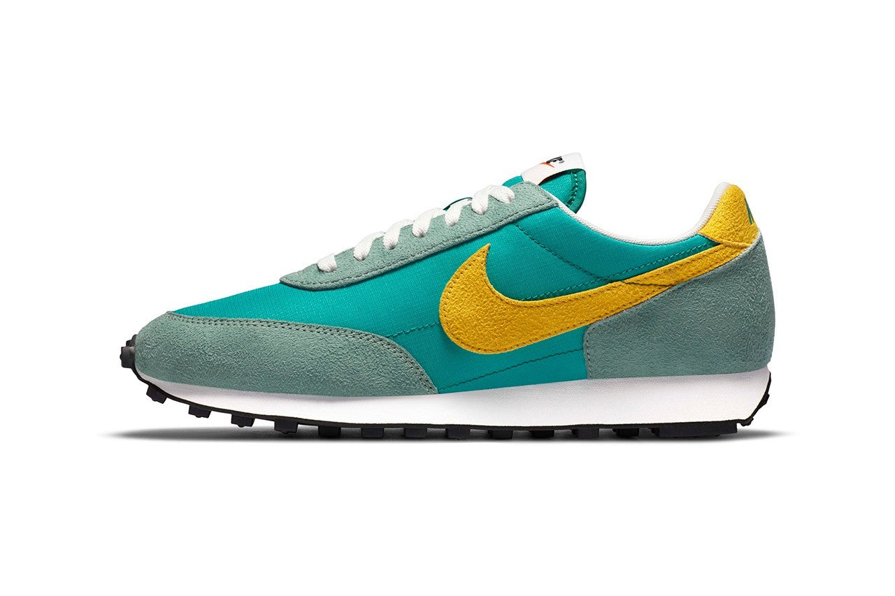 Nike Daybreak SP - Neptune Green/Speed Yellow/Silver Pine #DA0824-300-Preorder Item-Navy Selected Shop