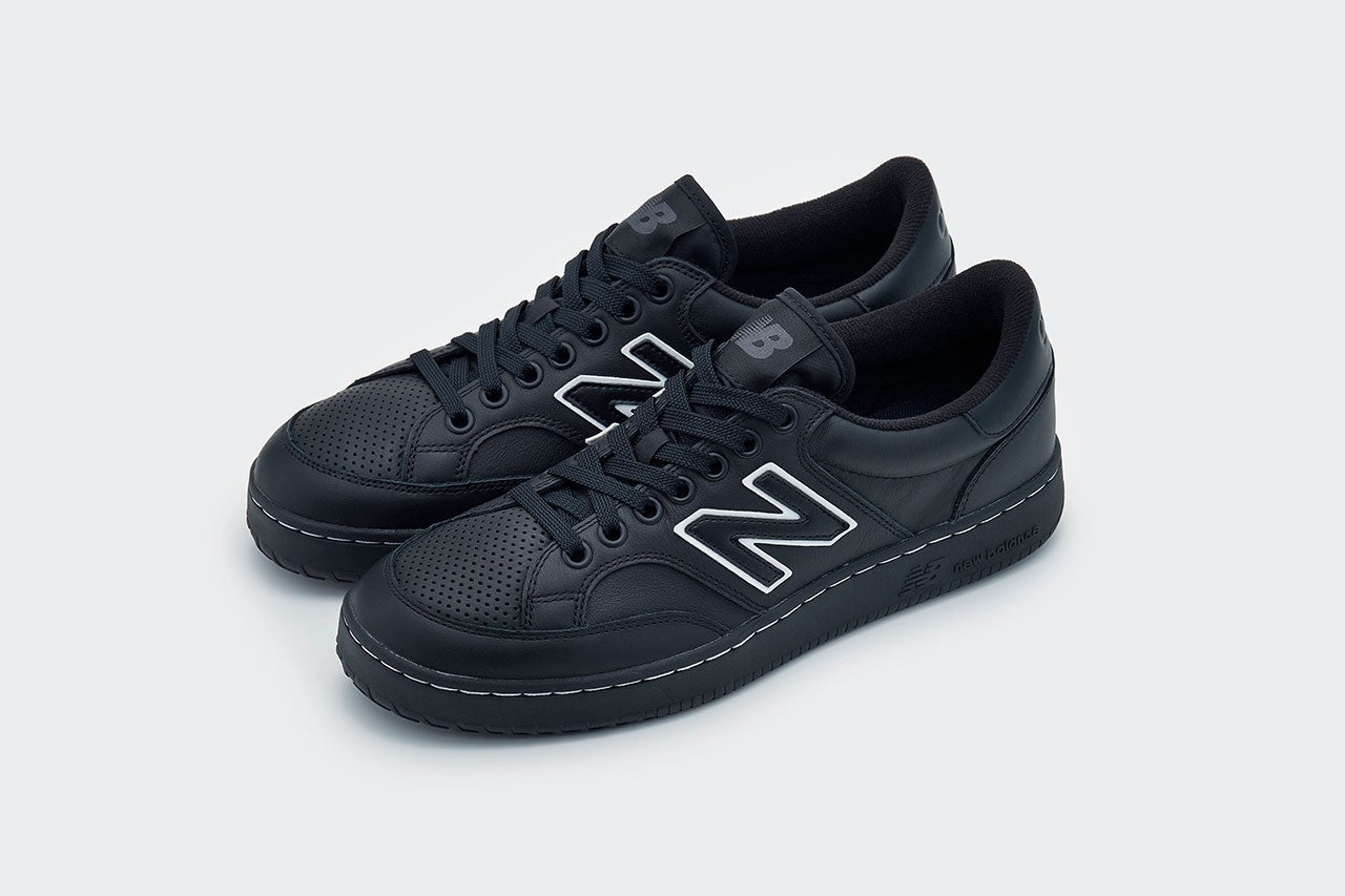 Comme des Garcons Homme x New Balance ProCourt - Black-Preorder Item-Navy Selected Shop