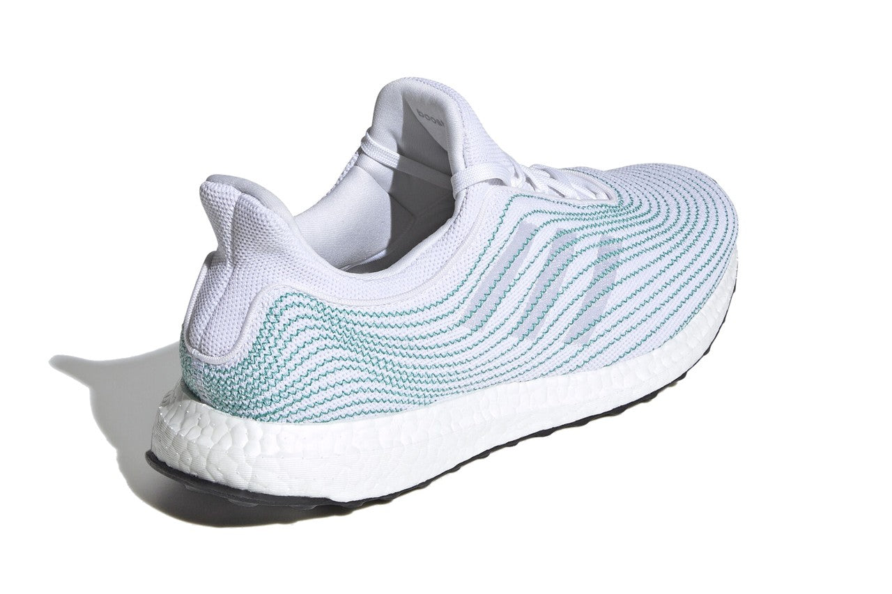 adidas Ultra Boost DNA Parley - Footwear White/Blue Spirit #EH1173-Preorder Item-Navy Selected Shop