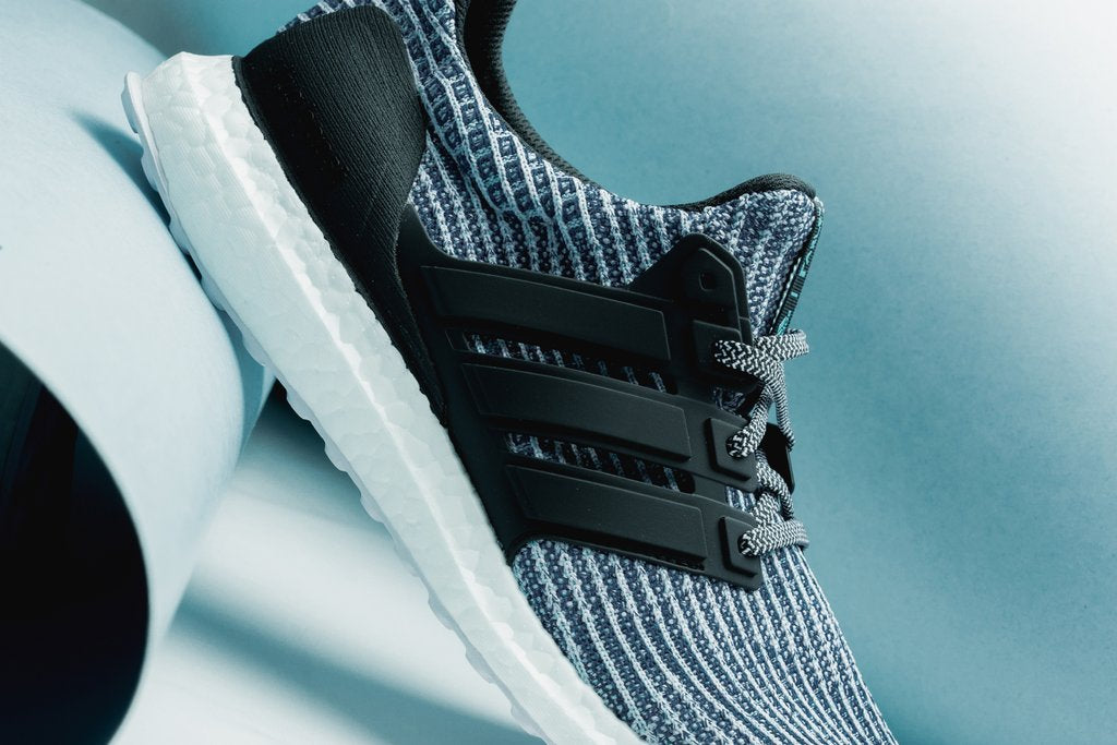 wholesale dealer 1756d 69845 Parley X adidas Ultra Boost 4.0 - Footwear White/Carbon/Blue Spirit #BC0248