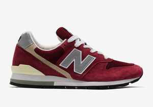 New Balance M996BR Made in USA-Preorder Item-Navy Selected Shop