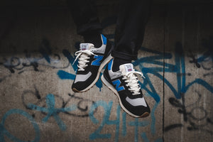 "New Balance M576TNF ""70s-Inspired Pack"" Made in England-Preorder Item-Navy Selected Shop"