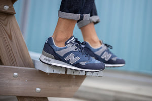 New Balance M577NVT Made in England-Preorder Item-Navy Selected Shop