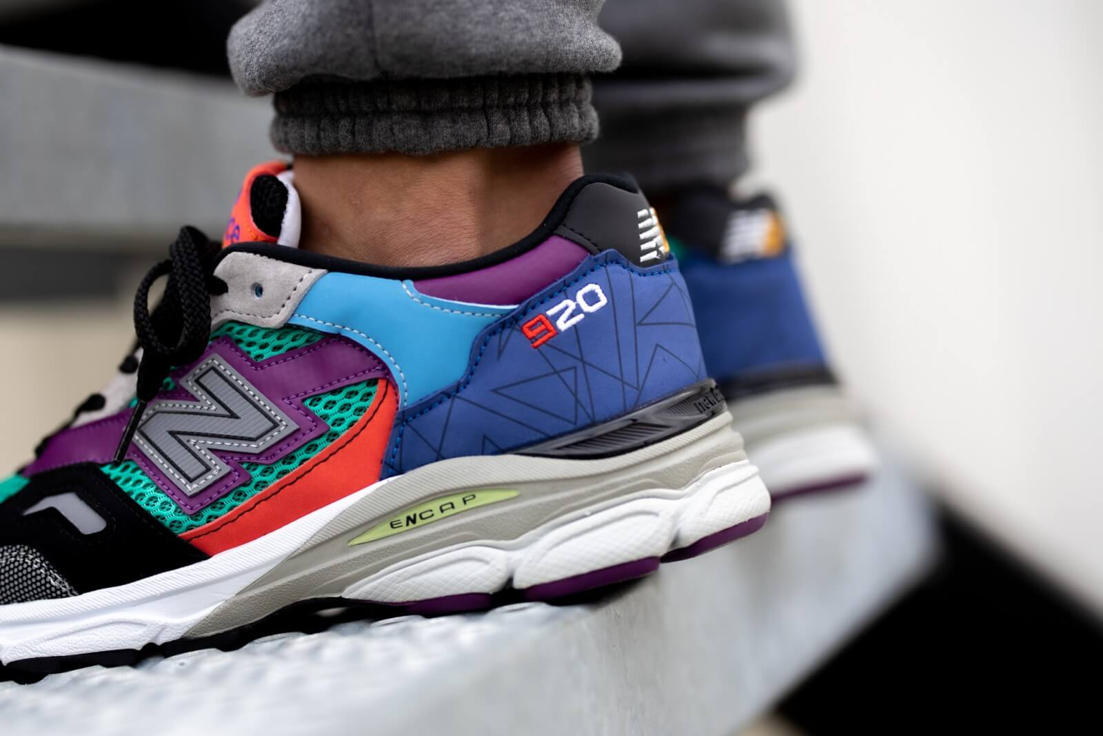 New Balance M920MM Made in England-Preorder Item-Navy Selected Shop