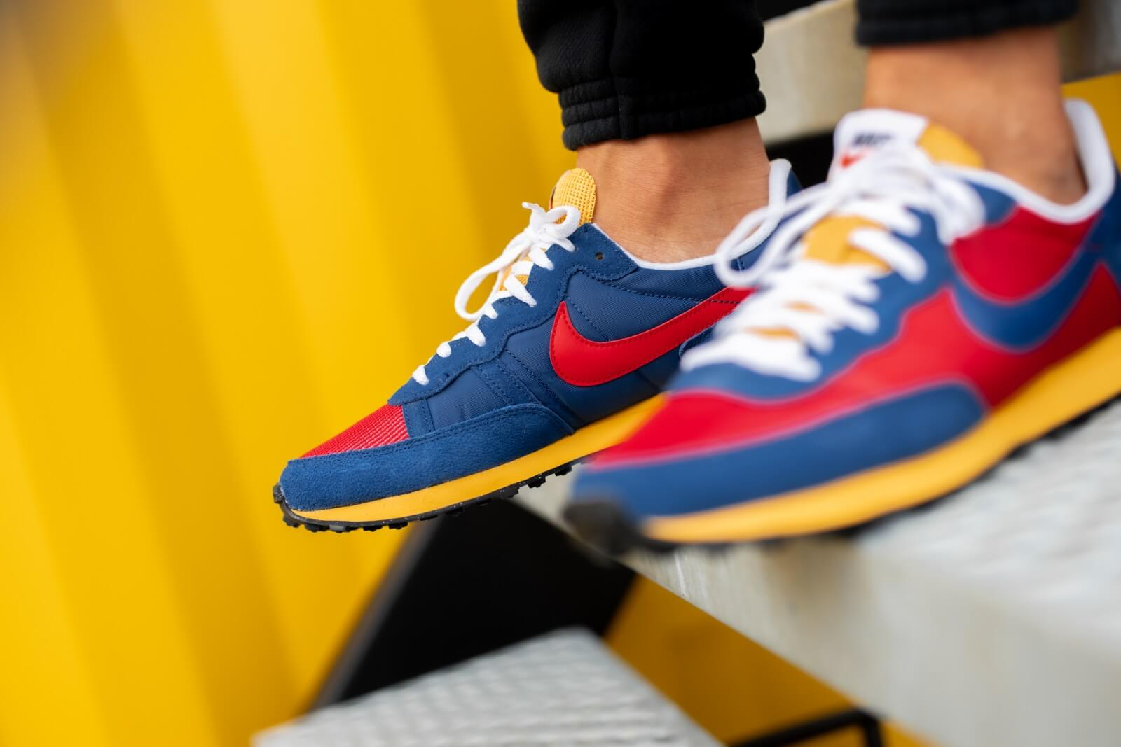 Nike Challenger OG - University Red/Coastal Blue/Solar Flare #CW7645-600-Preorder Item-Navy Selected Shop