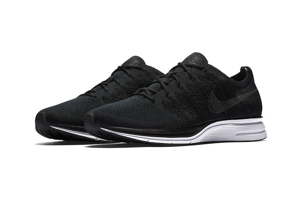 Nike Flyknit Trainer - Black/White #AH8396-007-Preorder Item-Navy Selected Shop