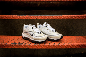 Nike WMNS Air Max 98 - Sail/Igloo/Fossil/Reflective Silver #AH6799-105-Preorder Item-Navy Selected Shop