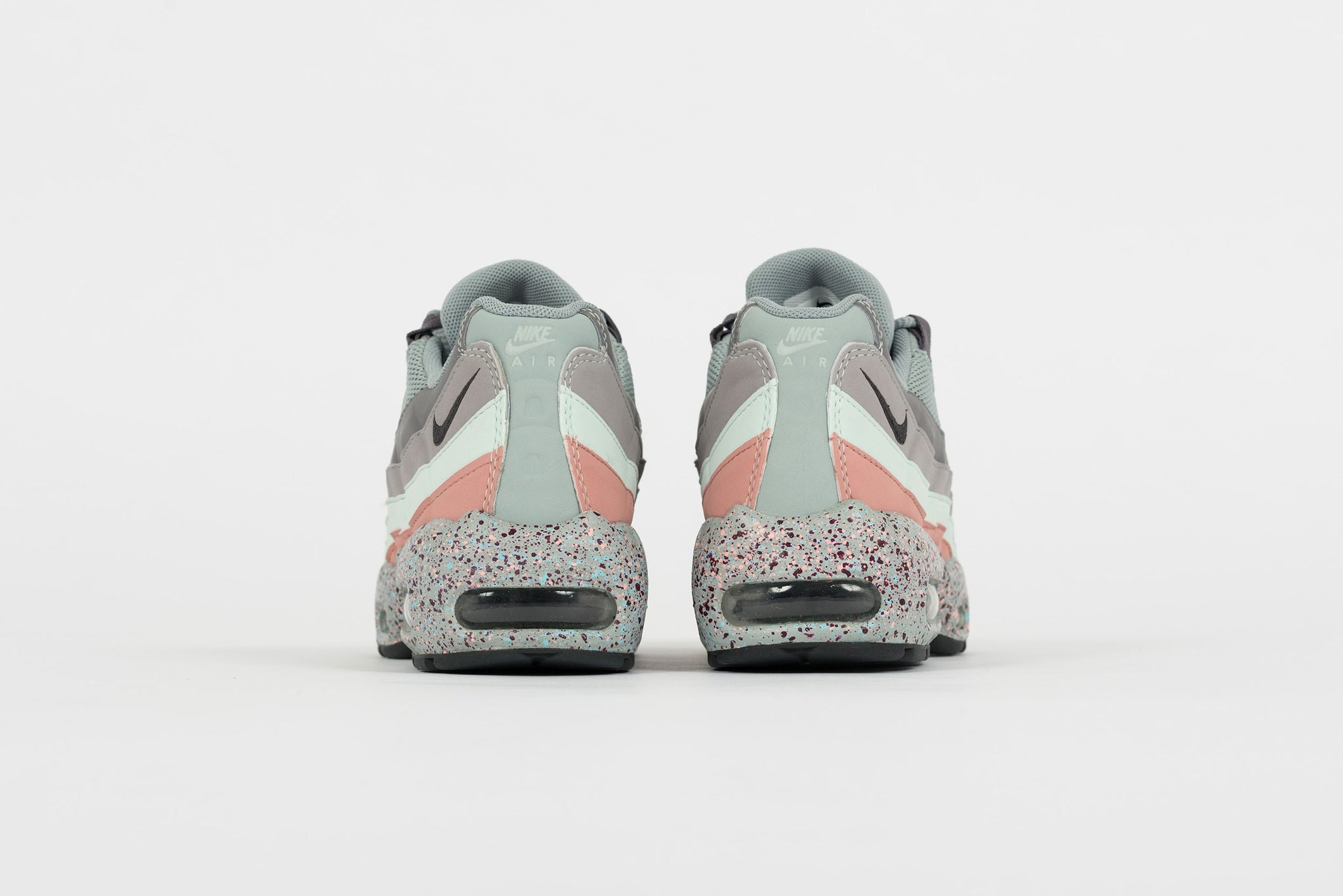 Nike WMNS Air Max 95 SE - Light Pumice/Anthracite/Gunsmoke #918413-002-Preorder Item-Navy Selected Shop