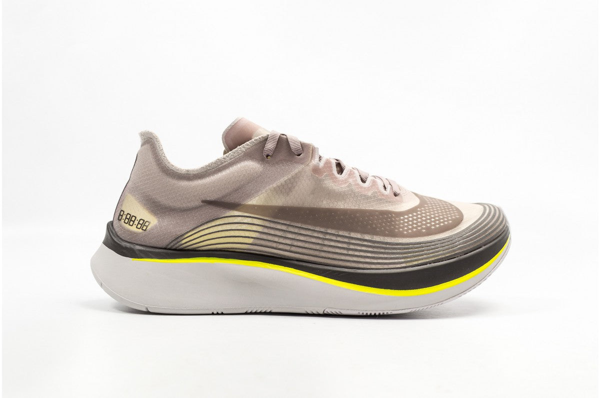 NikeLab Zoom Fly SP - Sepia Stone/Sonic Yellow #AA3172-201-Preorder Item-Navy Selected Shop