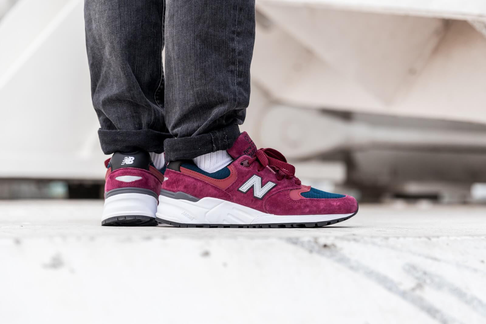 New Balance M999JTA Made in USA-Preorder Item-Navy Selected Shop