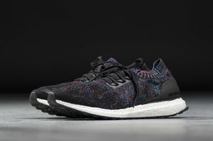 adidas Ultra Boost Uncaged - Core Black/Active Red/Blue #B37692-Preorder Item-Navy Selected Shop