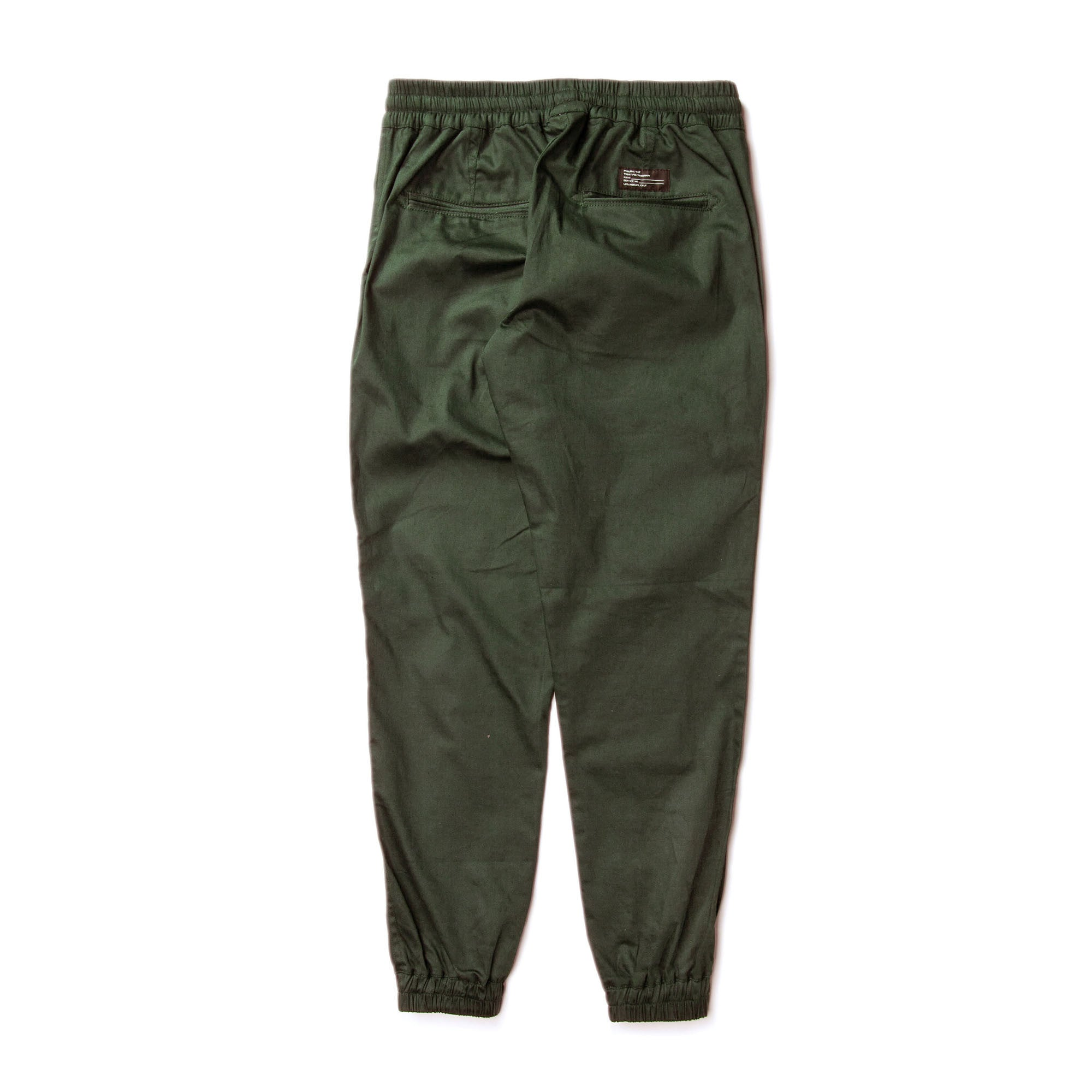 Publish Sprinter Jogger - Olive-Apparels-Navy Selected Shop