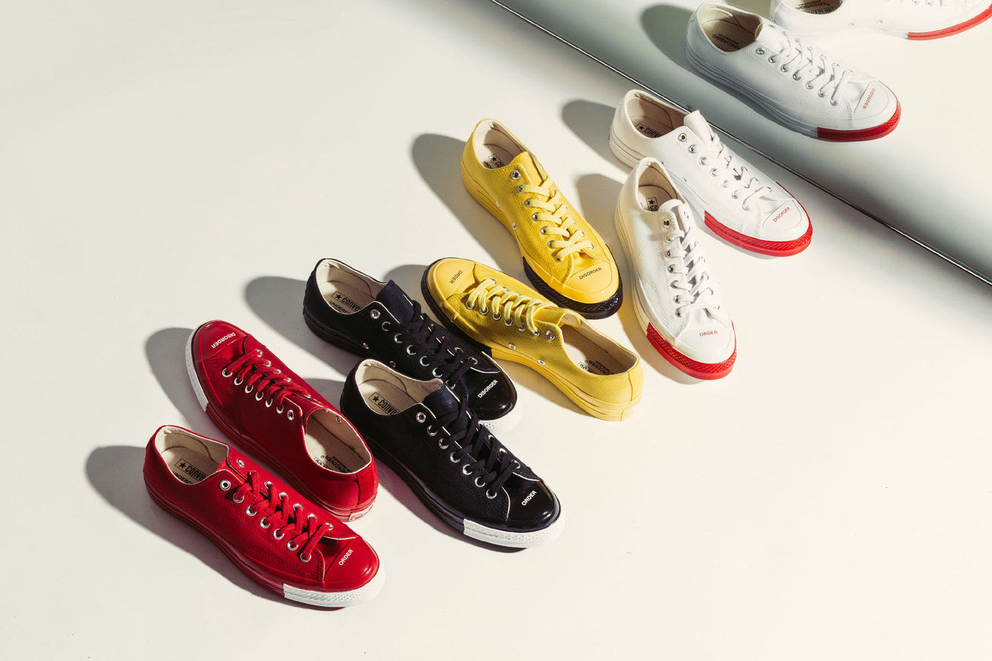 Undercover X Converse Chuck 70 ox - Buttercup #163011C-Preorder Item-Navy Selected Shop