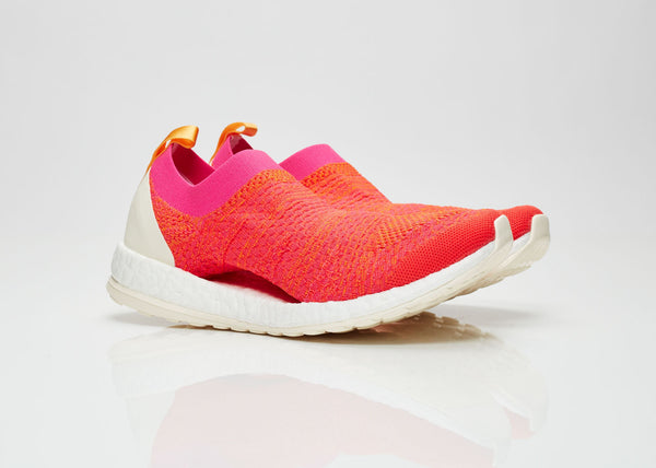 adidas by Stella McCartney WMNS Pure Boost X - Bright Red/Sulfur #BY1969-Preorder Item-Navy Selected Shop