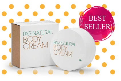 Par Natural Body Cream