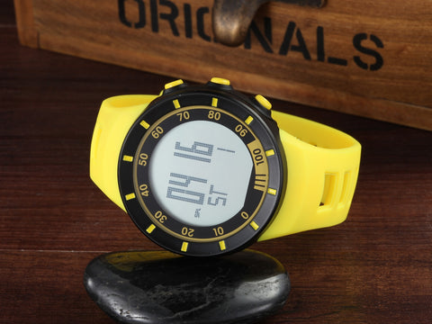 Silicone Band Men's Quartz Watches 2821