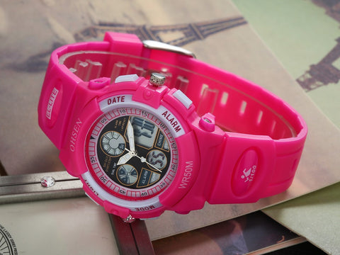 Watches For Girl Digital Sports Watches AD1502 Women's Watch